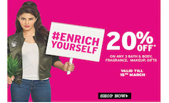 Get Cashback with Free Gift worth of Rs.300