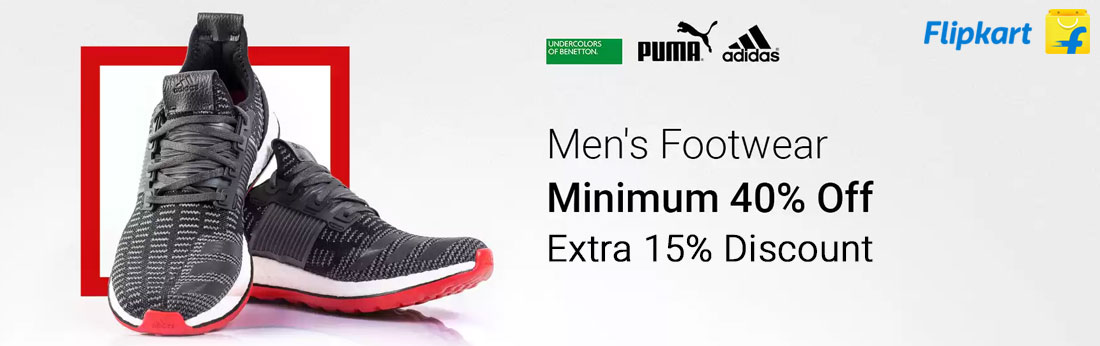 Flipkart Footwear Sale