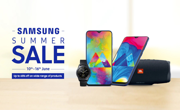 Samsung M40: Sale @ 12 Noon on 18th June