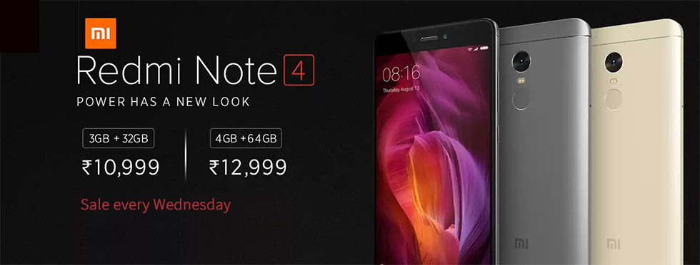 Redmi Note 4 Sale: Script to buy on Flash sale & Release date