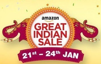 Amazon Sale- Upto 80% off + Extra 10%  HDFC Cashback on Cards