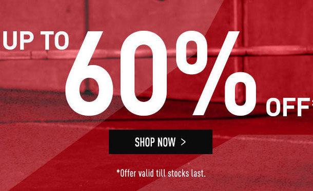 Reebok Sale: Upto 60% Off across all shoes. Hurry !!