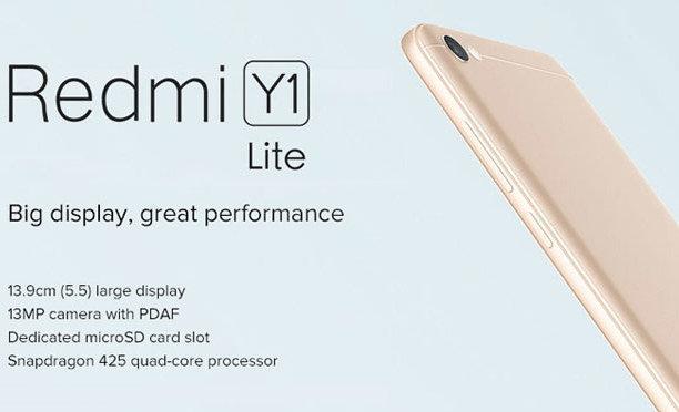 Buy Redmi Y1 Lite in Flash Sale with Buyhatke Extension