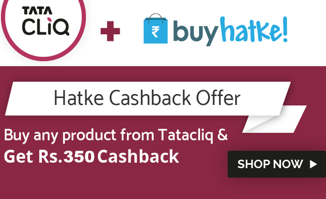 Exclusive Cashback: Flat 300 cashback on all purchases