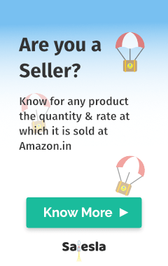 Know how to sell products  at Amazon.in for sellers with Salesla