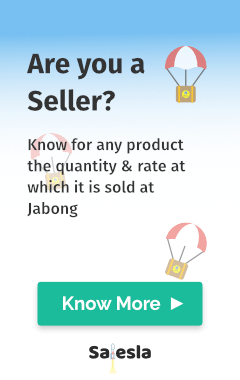 Know how to sell products at Jabong for sellers with Salesla