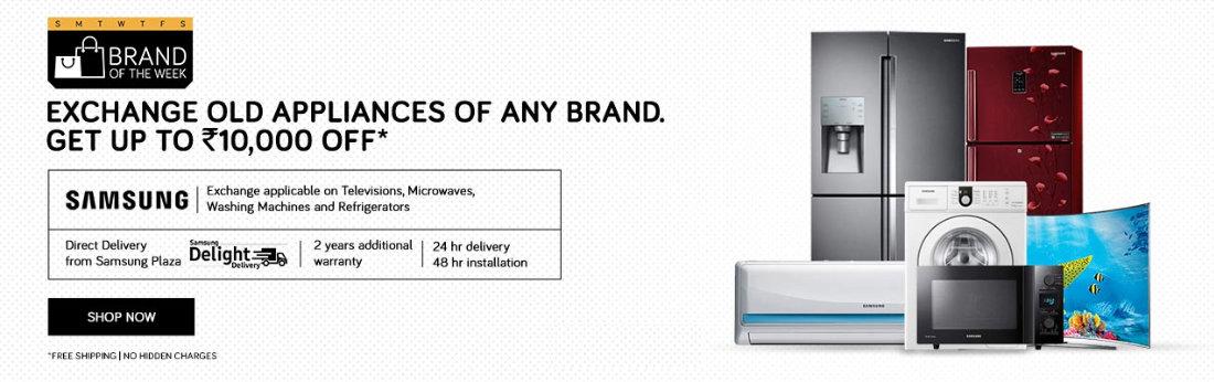 Tata Cliq- Exchange Mela: Upto 10,000 instant off