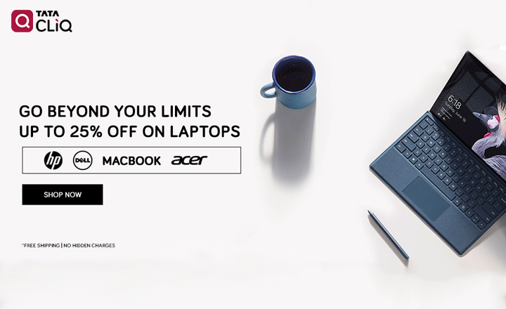 Lap It Up Sale- Upto 30% Off + EMI option