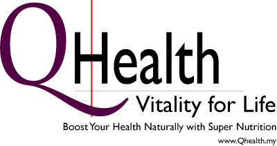 QHealth: Vitality for Life. Boost Your Health Naturally with Super Nutrition. Image size:400x211px