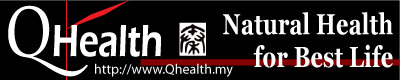 Branding Header Design for QHealth. Rectagular Format. Image 1A. Image size:400x80px
