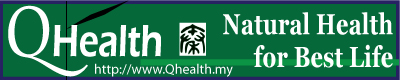 Branding Header Design for QHealth. Rectagular Format. Image 3A. Image size:400x80px