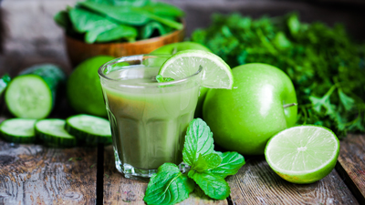 48-Hour Weekend Liver, Colon and Kidney Detox To Remove Toxins and Fat from Your Body. Image Size:400x225px