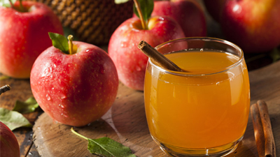 10 Reasons To Drink The Alkalizing Apple Cider Vinegar. Image Size:400x225px