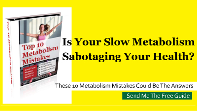 Is Your Slow metabolism Sabotaging Your Health. Image Size:400x225px