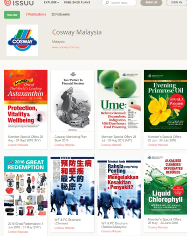 Publications Cosway Malaysia ISSUU. Image size:640x808px