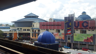 Potential Cosway Store Keramat Mall. Image Size:400x225px
