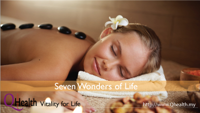 Seven Wonders of Life. Image Size:400x225px