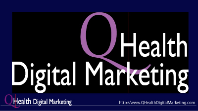 QHealth Digital Marketing. Image Size:400x225px