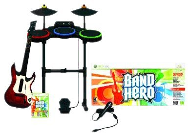 Qisahn com - For all your gaming needs - Band Hero featuring
