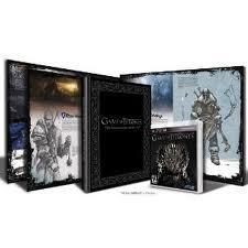 Game of Thrones Art Book Bundle