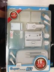Nintendo DSi Super Travel Kit 16 in 1