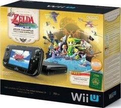 Wii U 32GB Zelda Console Bundle
