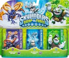 Skylanders SWAP Force Triple Character Pack Series 2