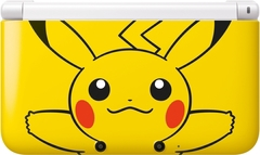 3DS XL Pikachu Limited Edition Console (US Set)