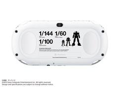Playstation Vita 2000 Gundam Breaker Console Bundle