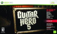 Guitar Hero 5 Guitar Bundle