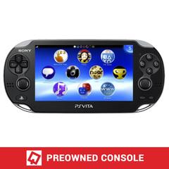 Playstation Vita 2000 Console (Black)