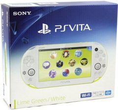 Playstation Vita 2000 Console (Lime Green)