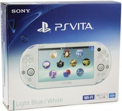 Playstation Vita 2000 Console (Light Blue)