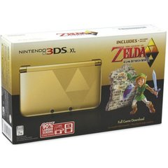 3DS XL The Legend of Zelda Console Bundle
