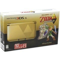 3DS XL The Legend of Zelda Console Bundle