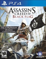 Assassin's Creed IV Black Flag (Eng Voice/Chinese Subtitles/Manuals)