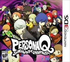 Persona Q Shadow of the Labyrinth