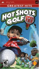 Hot Shots Golf Open Tee (no game case)