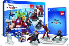 Disney Infinity Marvel Super Heroes 2.0 Starter Pack