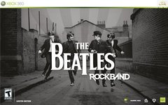 Xbox 360 The Beatles Rock Band Limited Edition Premium Bundle
