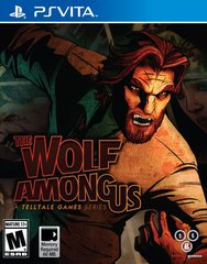Telltale Games: The Wolf Among Us