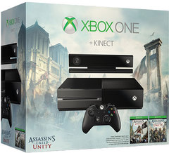 Xbox One Kinect Console Bundle