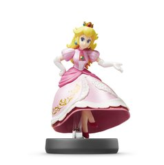 Peach No.2 Amiibo (Super Smash Series)