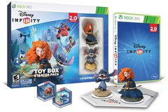 Disney INFINITY Toy Box Starter Pack 2.0