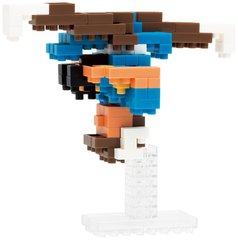 Street Fighter x Nanoblock (Chun-Li - Spinning Kick)