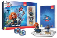 Disney Infinity Toy Box 2.0 Starter Pack