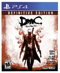 DMC Devil May Cry Definitive Edition