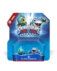 Skylanders Trap Team 2 Mini Character Pack Gill Runt & Thumpling