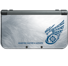 New 3DS XL Console (Monster Hunter Ultimate)