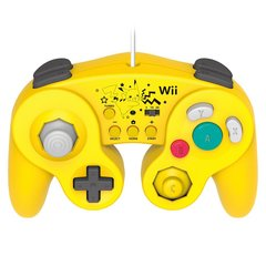 Pikachu Edition GameCube Controllers